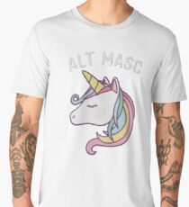 Alt Masc Men's Premium T-Shirt