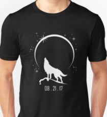 Solar Eclipse 08 21 2017 T-Shirt