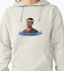 Kelly Severide - Chicago Fire Pullover Hoodie
