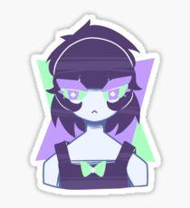 Cool Girl Sticker