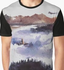 Hidden in the Heights Graphic T-Shirt
