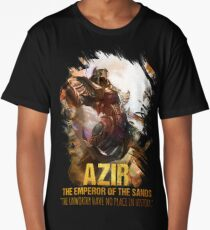 League of Legends AZIR - [The Emperor Of The Sand] Long T-Shirt