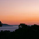 Pacific Sunrise  by Kim Roper
