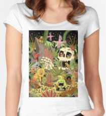 The Jungle Women's Fitted Scoop T-Shirt
