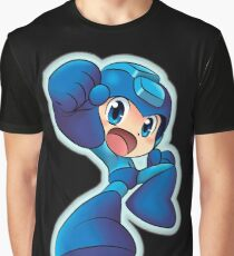MegaMan Graphic T-Shirt