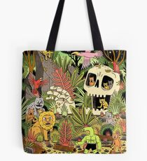 The Jungle Tote Bag
