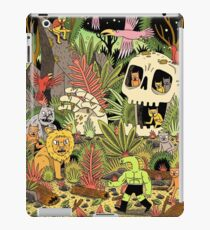 The Jungle iPad Case/Skin
