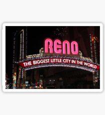 Reno 01 Sticker