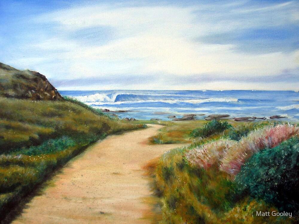 The Bluff by Matt Gooley