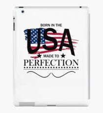 Born in The USA iPad Case/Skin