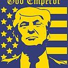 Trump - God Emperor by CentipedeNation