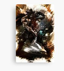 League of Legends TRYNDAMERE Canvas Print