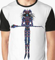 Dark Magician Yu-Gi-Oh Graphic T-Shirt