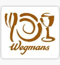 Wegmans Sticker