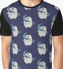 Absol Chibi Graphic T-Shirt