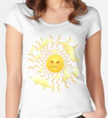 Summer Rays Women's Fitted Scoop T-Shirt