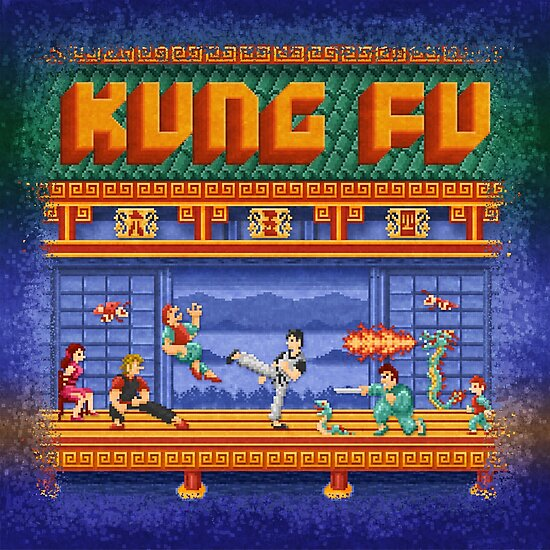 Fu Kung by likelikes