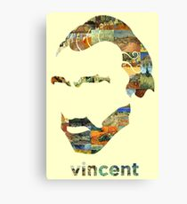 Vincent Canvas Print