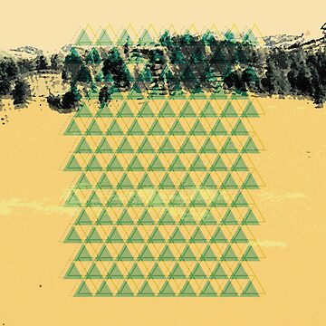 Digital Landscape #8 by MisterKeet