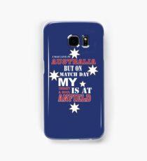 Liverpool Heart and Soul - Australia Samsung Galaxy Case/Skin