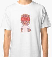 Lil Pump - ESSKEETIT box logo Classic T-Shirt
