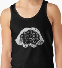 Into the Jaws of Death Into the Mouth of Hell Tank Top
