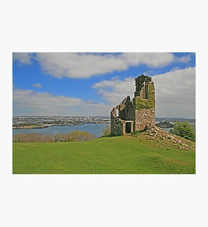 The Folly, Mount Edgcumbe Photographic Print