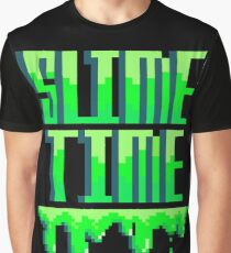 SLIME TIME - A TIME FOR SLIME Graphic T-Shirt