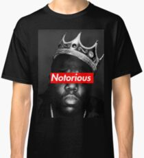NOTORIOUS BIG T-SHIRT Classic T-Shirt
