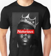 NOTORIOUS BIG T-SHIRT Unisex T-Shirt