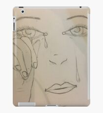 Cry, Cry, Cry iPad Case/Skin