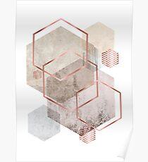 Geometrische Zusammenfassung Poster