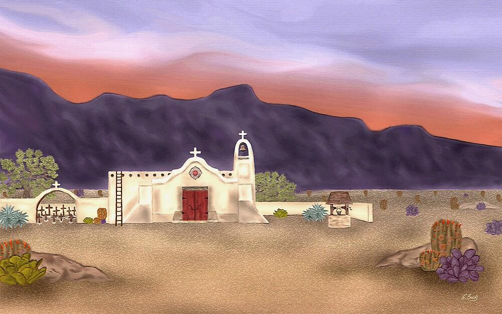 Desert Mission by Gordon Beck
