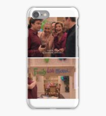 FAMILY LOVE MICHAEL iPhone Case/Skin
