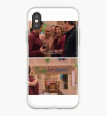 FAMILY LOVE MICHAEL iPhone Case