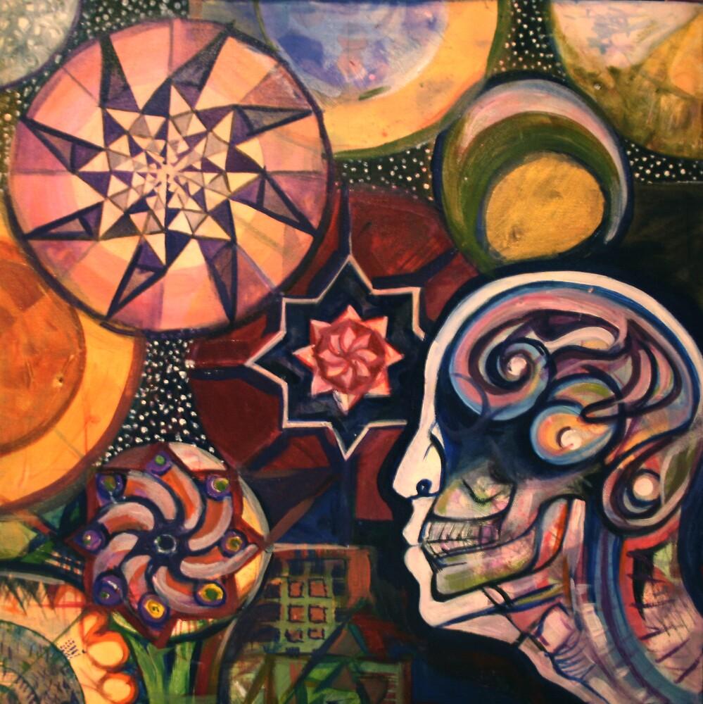 geometric universe by abigail abbott