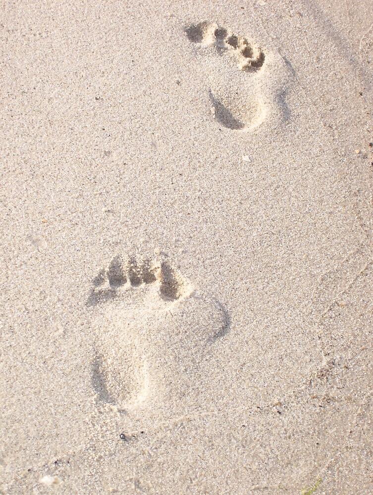Footprints by mreedy78