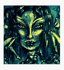 The Queen Inanna Photographic Print