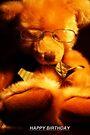 Teddybär von Evita