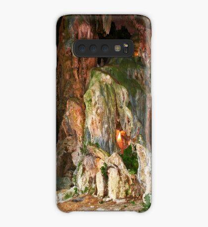 Arbecrombie Höhle Hülle & Klebefolie für Samsung Galaxy