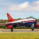 Hawker Hunter FGA.9 XE601/G-ETPS by Colin Smedley