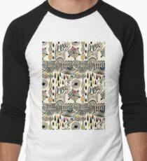 no hoax Men's Baseball ¾ T-Shirt