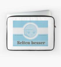 Selten Besser © hatgirl.de (Retro, Ostalgie) Laptoptasche