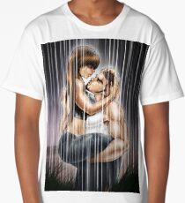 Raindrops Long T-Shirt
