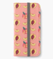 Peaches  iPhone Wallet
