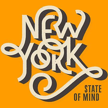 New York State of Mind by brendonrush