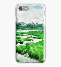 Follow the Stream iPhone Case/Skin