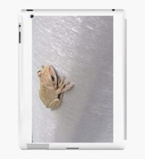 It Creeps Up On You iPad Case/Skin