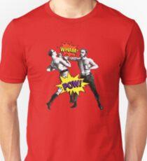 POP PUGILISTS Slim Fit T-Shirt