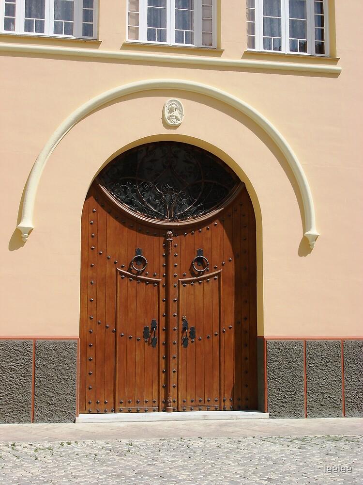 Menorcan doorway by leelee
